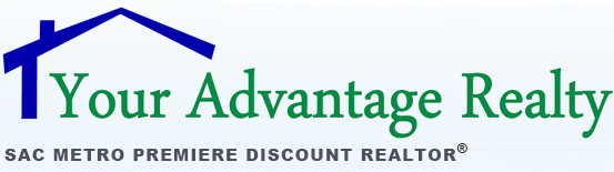 Your Advantage Realty is a Full Service & Reduced Fee Co. Logo